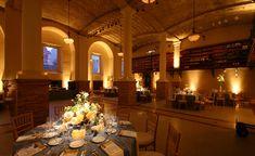 Inside: Guastavino Room at the Boston Public Library