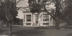 San Rafael Library | Judge William W. Morrow served as a Trustee of the Carnegie Institution and was a personal friend of Carnegie.