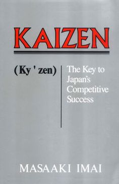 """Focuses on management and operation in the context of Japan's return to industrial success in the decades after World War II. But he explains: """"The Kaizen principles encompass many of the pillars we design and build our modern product on: constant iteration, customer-centric focus, continuous improvement. It is a completely different look at industry than what we're used to seeing in our field, but it contains numerous valuable ideas that are readily applicable for us."""""""