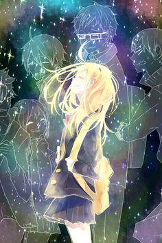 Shigatsu wa Kimi no Uso / Your Lie in April Kaori. It's been written in the stars of our hearts
