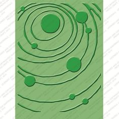 Cuttlebug Embossing Folder Coolio #4 - New (out of the box but never used) #Cuttlebug