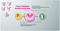 The Most Majestic Locations People Have Caught Pokémon fairy pokemon spawn locations