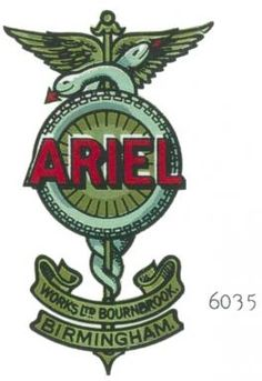 Ariel 6035  38x65mm £3.75 each