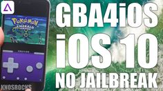 How To Install GBA4iOS 2.1 +Games iOS 10 - 9.3.2 FREE NO Jailbreak iPhon...
