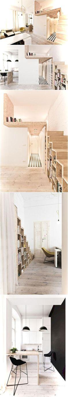 300 square feet Micro Apartment interior design minimal interior Source by ektajayaswal Micro Apartment, Apartment Interior, Apartment Design, Apartment Living, Seoul Apartment, Minimal Apartment, Living Room, Japanese Apartment, Studio Apartment