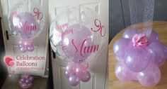 Personalised Birthday balloons for Leeds, Wakefield and surrounding areas from www.rothwellballoons.co.uk Balloon Pictures, Celebration Balloons, Wakefield, The Balloon, Birthday Balloons, Leeds, Wine Glass, Deco, Create