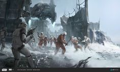ILM Art Department Challenge THE JOB  (Work Sample), Bohao Wang on ArtStation at https://www.artstation.com/artwork/z0NQd