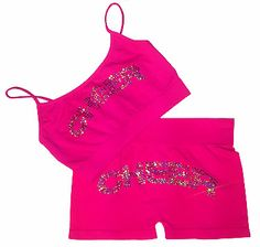 #spiritaccessories now carries a #cheer sequin boy short and sports bra set! Order yours today! #cheerleader #spirit #accessories #apparel