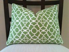Waverly Lovely Lattice Jungle  Olivery Green by DivineWorksHome, $18.70