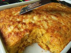 Jalapeo Cheddar Cornbread in a Hurry - Hispanic Kitchen
