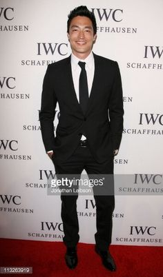 Fotografia de notícias : Daniel Henney arrives to the IWC Schaffhausen...