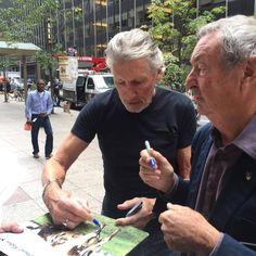 Roger Waters, Nick Mason
