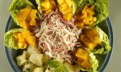 saladas de verão