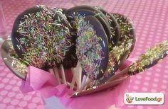 σοκολατένια γλειφιτζουρακια...