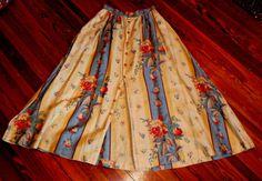 SALE NOW 65   Vintage Ralph Lauren Linen Skirt and by GILDASCLOSET, $65.00