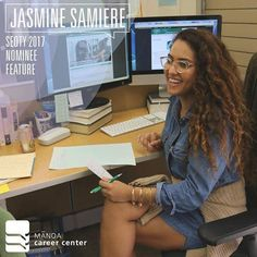 "https://flic.kr/p/TpPFKH | Jasmine Samiere at Sinclair Library | Meet Jasmine Samiere! She is a Student Coordinator at Sinclair Library!   Fun facts about Jasmine:   ""I am a herpetology hobbyist, and have raised numerous reptiles and amphibians such as axolotls and chameleons. I have backpacked through Nepal, Indonesia, and Uganda, and will be in Norway this summer. My favorite book is Flowers for Algernon by Daniel Keys. In my free time I practice Brazilian Jiu-Jitsu.""   Courtesy ..."
