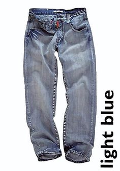 Herren Jeans blau Joe Browns Neu Gr.31/32 € 24,90