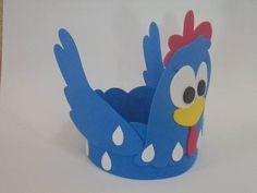 centro de mesa galinha pintadinha                              …