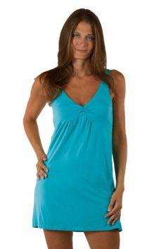 Texere Womens Nightshirt / Nightgown (Tropical Romance) Bamboo Viscose Sleepwear --- http://www.amazon.com/Womens-Pajamas-Sleepwear-Chemise-0066-CB-S/dp/B00969VM4O/ref=sr_1_7/?tag=homemademo033-20