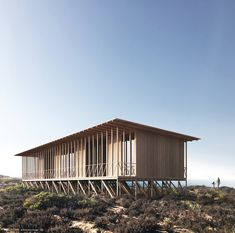 Josep Ferrando Gallery joins the eightquebradas project with the design of a wooden house and hotel 4 Timber Architecture, Architecture Portfolio, Sustainable Architecture, Contemporary Architecture, Architecture Details, Drawing Architecture, Architecture Office, Futuristic Architecture, 3d Architectural Visualization