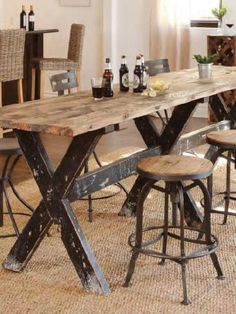 Reclaimed Wood Kitchen Design, Pictures, Remodel, Decor and Ideas - page 2