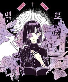 Anime Art Aesthetic Purple New Ideas Kunst Inspo, Art Inspo, Art And Illustration, Aesthetic Art, Aesthetic Anime, Korean Aesthetic, Aesthetic Drawing, Purple Aesthetic, Anime Art Girl