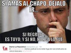 Memes de la fuga de 'El Chapo' |Mundo Hispanico | Noticias de Georgia y Atlanta