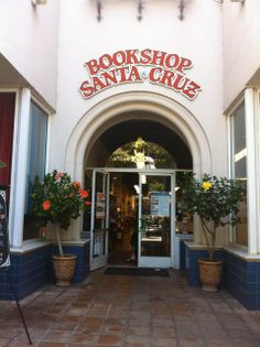 """Bookshop Santa Cruz is my favorite bookstore...a hodgepodge of old and new, full of staff recommendations and foreign-language options, with a comprehensive collection of local swag. I bought my first (and last) """"Keep Santa Cruz Weird"""" sticker here."""