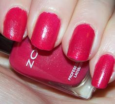 Melanie's Fancies: NOTD: Kimber... Fame & Fortune