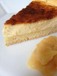 Recette Crustata met citroenroom