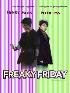 Once Upon a Freaky Friday