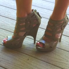 Perfect Nude Summer Shoes