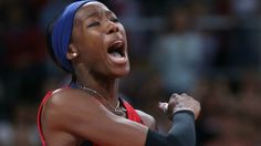 U.S. Olympic volleyball player Destinee Hooker is not ashamed of her name.