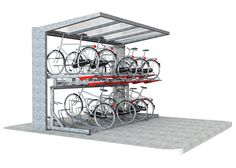 Turvec design & install secure bike storage solutions for UK railways, developers, councils, schools & more. Motorcycle Storage Shed, Bike Shed, Plaza Design, Kiosk Design, 10x10 Shed Plans, Storage Shed Plans, Cycle Shelters, Cycle Stand, Bike Shelter