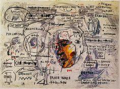 Jean-Michel Basquiat - Monticello