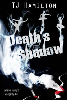 ~ Death's Shadow by T.J. Hamilton Cover Reveal ~ | Devilishly Delicious Book Reviews