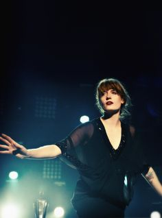 Florence at Coke Live Music Festival - Best concert I've ever been to. It was amazing, I've almost touched her!