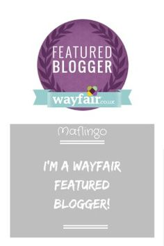 I'm delighted to be featured in an editorial about 'Blogger Workspaces' on the Wayfair website. The article, published earlier this week, took a sneak peak into the home offices of UK bloggers. Find out what I love about my workspace and all of the accessories that make it a great Home Study to work in and relax in. Noticeboards, Angle poised lamps, Clocks and other nice accessories add interest and order and functionality to my workspace / desk which is an Ikea Hack made from a kitchen…