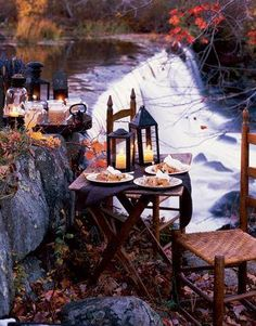 ~picnic by candlelight~