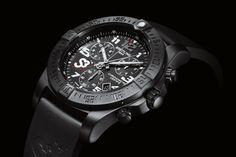 Breitling lanciert die offizielle Uhr für Schwerelosigkeitsflüge