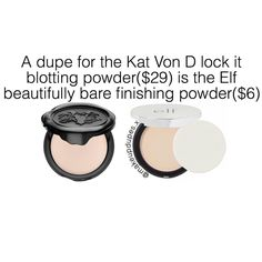 """114 Likes, 2 Comments - makeup dupes (@makeupdupes.x) on Instagram: """"these powders are great to mattify the face, as well as smooth out the face and create a flawless…"""""""