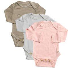 Merino Baby Body von Nurtured by Nature nur heute im Angebot - 2.08.2012