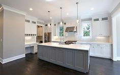 New Construction in VaHi Calls For $1.3M Address: 989 Drewry Street, Atlanta, GA 30306 Neighborhood: Virginia Highlands 5 Beds | 4.5 Baths | 3.556 sqft | Built in 2016 | Listed on 04/18  It has actually 3 stories considering the basement with daylight. So can we say this one has more to offer than just the location? :)