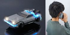 'Back to the Future' iPhone case transforms your phone into a miniature DeLorean