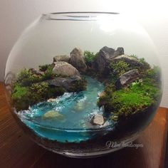 25 Adorable Miniature Terrarium Ideas For You To Try 家の