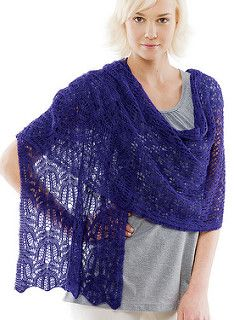 Ravelry: Vogue Knitting on the Go: Shawls Two -
