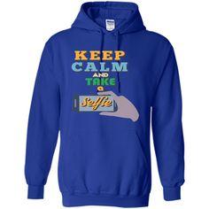 Keep Calm and Take a Selfie T-shirt