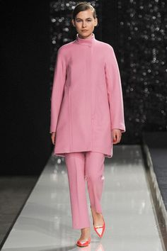 9 eye-catching Pastel Pink coats meet their sole mates 2013 fashion  Pastel Pink coats suits #Pastel #Pink #coats loveitsomuch.com