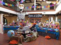 Day of the Dead: Altar in Los Angeles honors immigrants who died on their journey   89.3 KPCC