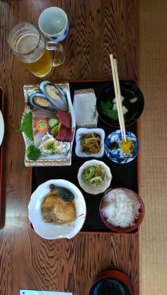 Quality japanese meal in Tsunoshima.